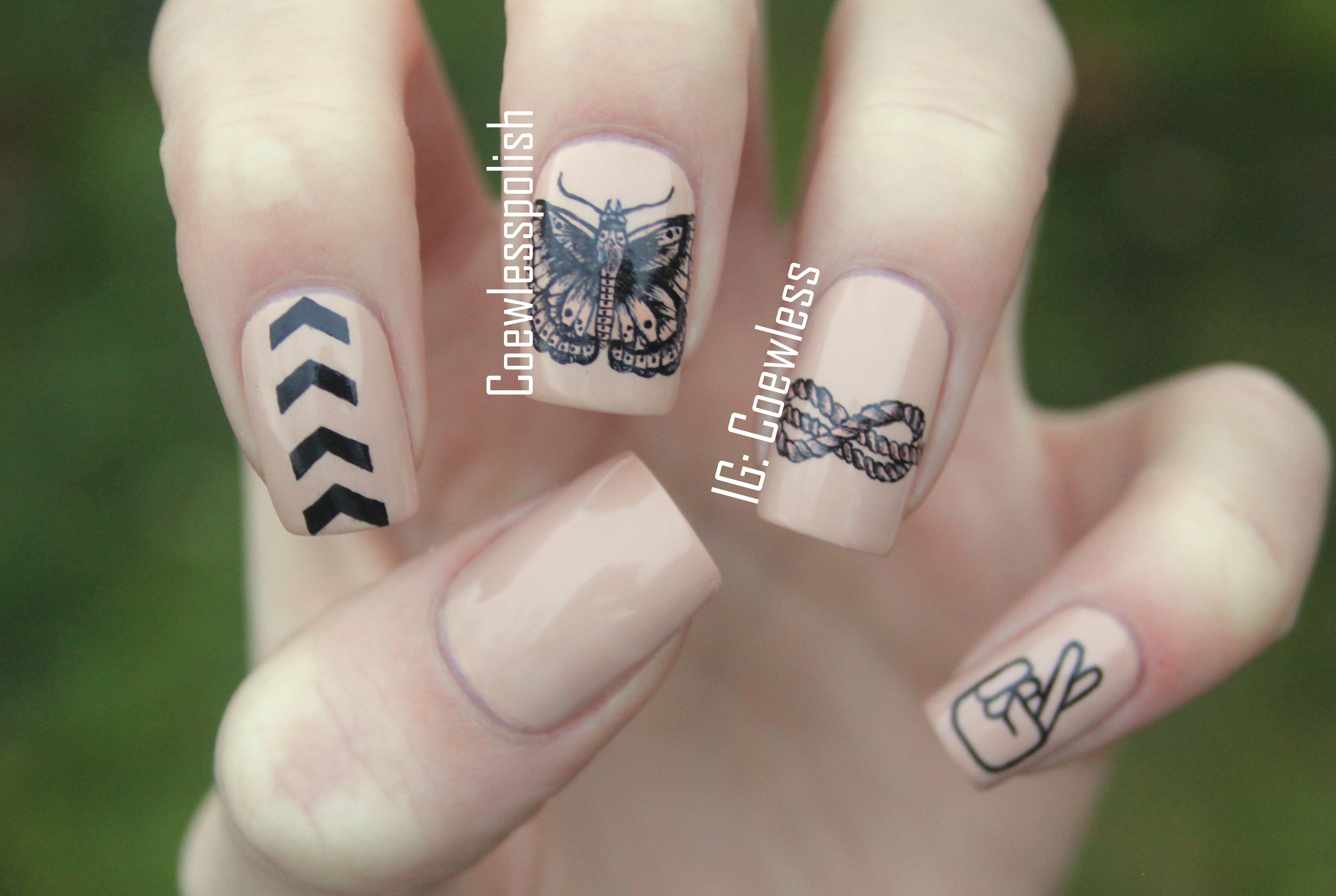 Single Line Nail Art : One direction nail designs pictures specs price