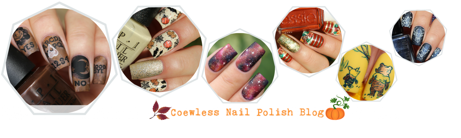 Coewless nail polish blog